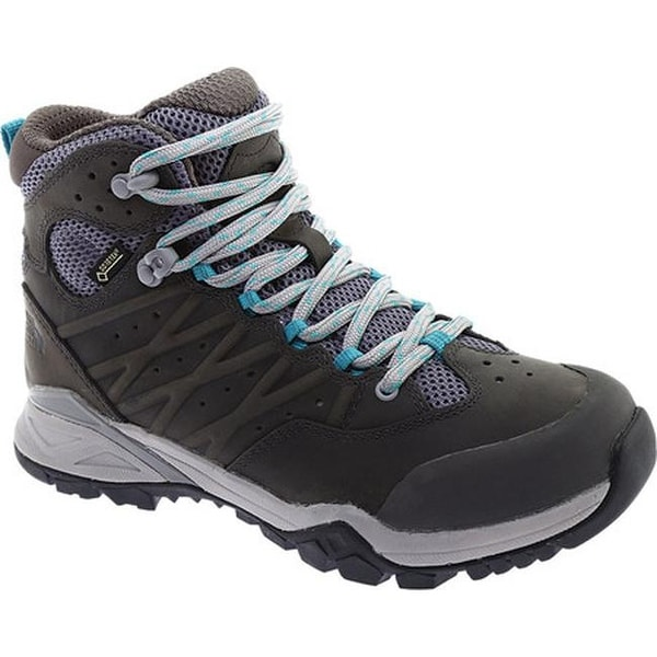 f36e1831a The North Face Women's Hedgehog Hike II Mid GTX Q-Silver Grey/Porcelain  Green
