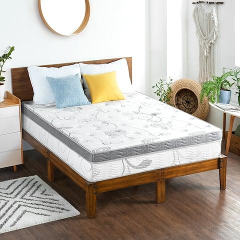 Sleeplanner Galaxy 13-inch Firm Euro Top Mattress