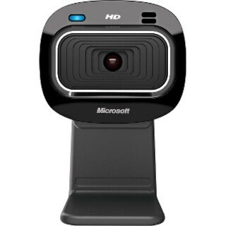 Microsoft LifeCam HD-3000 Webcam T3H-00011 LifeCam HD-3000
