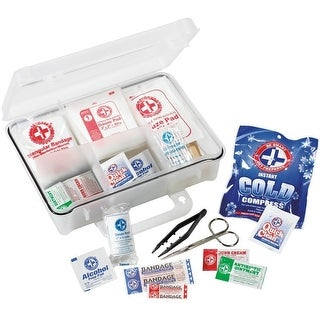 3M 94118-80025 Tekk Protection Construction/Industrial First Aid Kits, 118-Piece