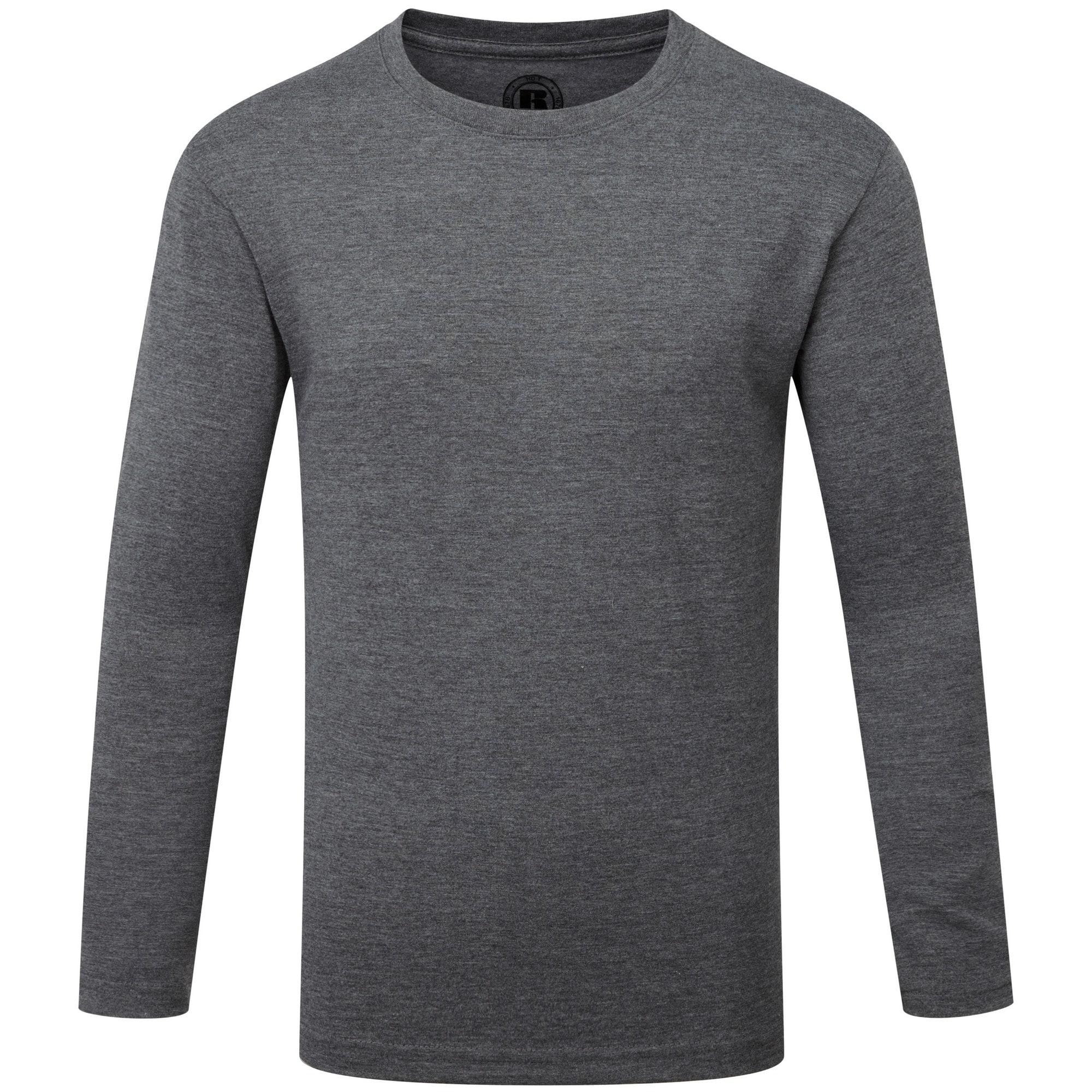 Russell Childrens//Boys Long Sleeve HD T-Shirt