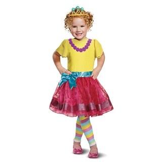 Toddler Fancy Nancy Deluxe Halloween Costume