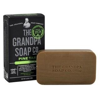 Grandpa's Soap Pine Tar 4.25-ounce