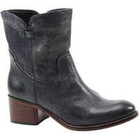 Diba True Women's West Haven Ankle Boot Slate Vintage Leather