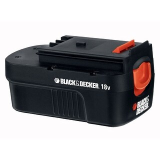 New Replacement 244760-00 / A18 Battery for Black & Decker Hardware Tools 1500mAh NiCD 18v