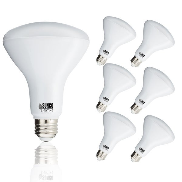 Shop Sunco Lighting Br30 Led 11w 4000k Cool White Dimmable