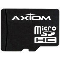 Axion MSDHC10/8GB-AX Axiom 8 GB microSDHC - Class 10 - 20 MB/s Read - 16 MB/s Write - 1 Card