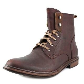 Ugg Australia Selwood Round Toe Leather Boot