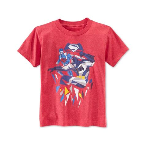 Warner Brothers Boys Batman V Superman Graphic T-Shirt - 4