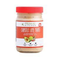 Primal Kitchen Chipotle Lime Mayo - Avocado Oil - Case of 6 - 12 oz.
