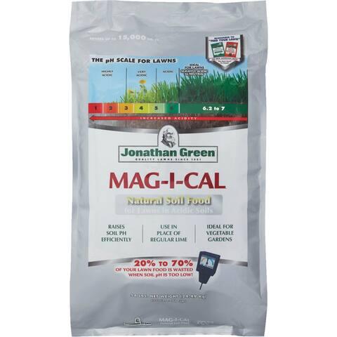 Jonathan Green 11352 MAG-I-CAL Pelletized Calcium Fertilizer, 15000 Sq. Ft