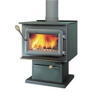 Flame 2462449 Flame Xtd 1.91 Large Steel Woodburning Stove
