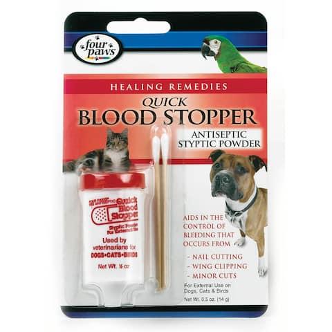 Four Paws Quick Blood Stopper Powder 0.5 ounces - 0.5 ounces