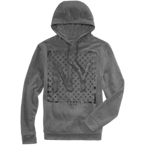 Ring Of Fire Mens Crew Neck Hoodie Sweatshirt