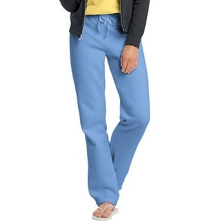 Hanes EcoSmart® Cotton-Rich Women's Drawstring Sweatpants - S