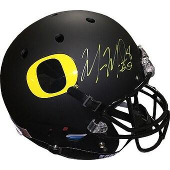 4569ad01af9 Shop Marcus Mariota signed Oregon Ducks Black Matte Schutt Full Size  Replica Helmet 8 Heisman Mariota Ho - Free Shipping Today - Overstock -  19872324