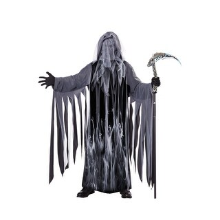California Costumes Soul Taker Adult Costume - Black (2 options available)