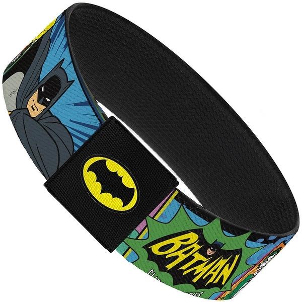 Batman Classic TV Series Characters Elastic Bracelet