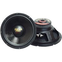 Pyramid PW848USX 8-Inch 350 Watt High Performance 8 Ohm Subwoofer