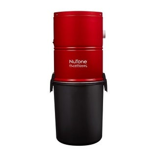 NuTone PP500 PurePower Series 500 Air Watt Bagged Central Vacuum Power Unit with ULTRA Silent? Technology - n/a