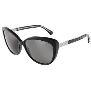 Ralph Lauren RA5185 131381 Black Cateye sunglasses