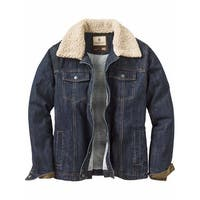 Legendary Whitetails Women's Whispering Pines Denim Jacket - Indigo