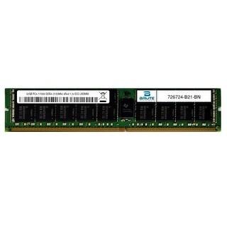 Sourcing Solutions Memory 726724-B21 Hpe 64Gb Pc4-17000 Ddr4 Sdram Lrdimm Rtl