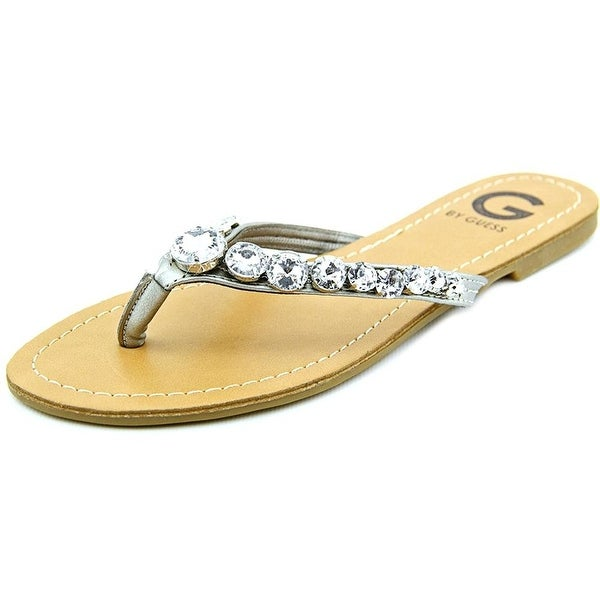 G by Guess Womens LALAA Open Toe Casual