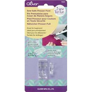 Clover I Sew For Fun Sew-Safe Presser Foot By Nancy Zieman