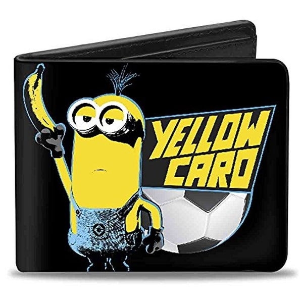 Buckle-Down Bifold Wallet Minions