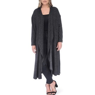 Bobeau Binx Plus Cozy Duster Cardigan