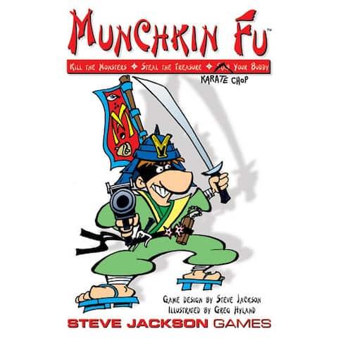 Munchkin Fu - Multi