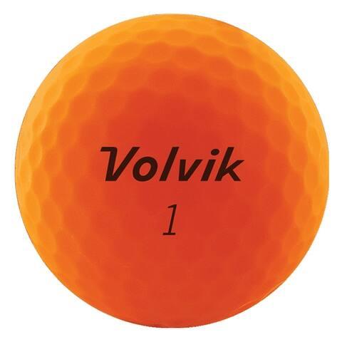 2020 Volvik New Vivid Golf Balls - 1 Dozen