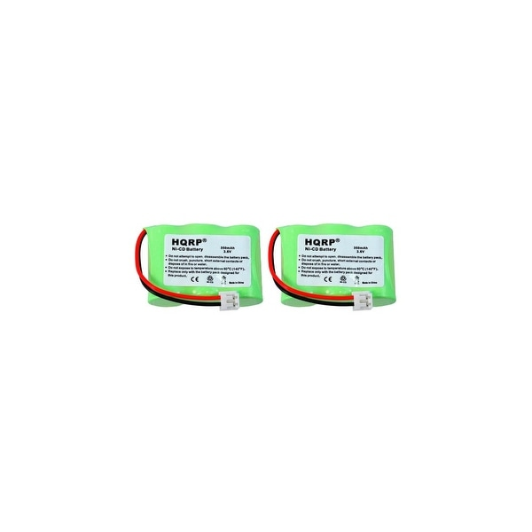 New Replacement Battery Vtech 80-5074 2 Pack