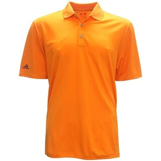 Adidas Performance Solid Polo Golf Shirt