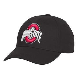 Ohio State Buckeyes Signal Adjustable Hat