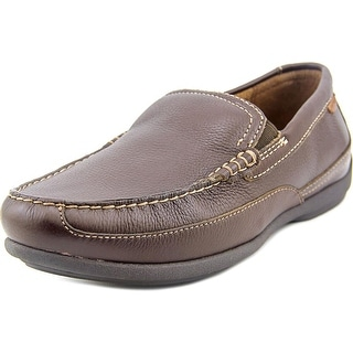 Florsheim Moto Venetian 3E Moc Toe Leather Loafer