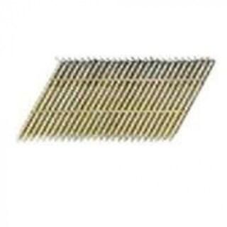 "Pro-Fit 0636180 Stick Framing Nail, 3-1/4""x0.121 Gauge"