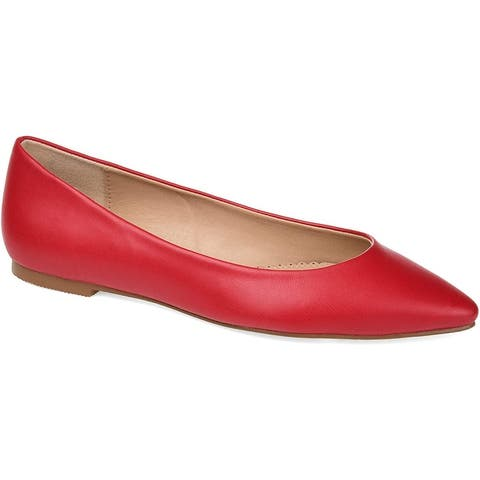 Journee Collection Womens Moana Flat