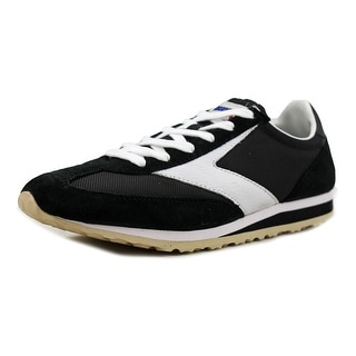 Brooks Vanguard Men  Round Toe Synthetic Black Running Shoe