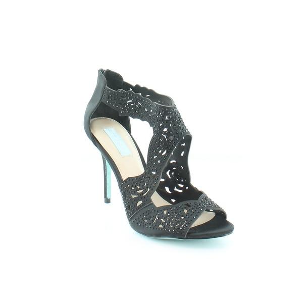 Betsey Johnson Livie Women's Heels Black - 10