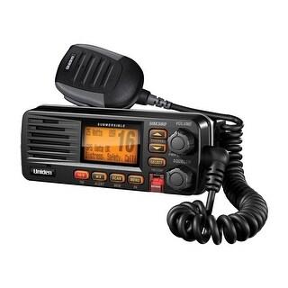 Uniden Um380 Black VHF Radio Class D - UM380BK