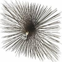 "Meeco Mfg. Co. Inc. 12""Sq Wire Chimney Brush 31212 Unit: EACH"