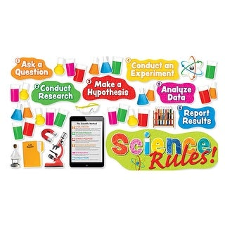 Science Rules Bb Set