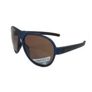 Ryders Eyewear Hazel Blue/Black with Brown ColourBoost AR Lens Sunglasses