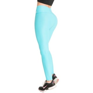 Butt Lifter Sports Leggings with Internal High Rise Body Shaper Powernet Levanta Cola Colombianos by (4 options available)