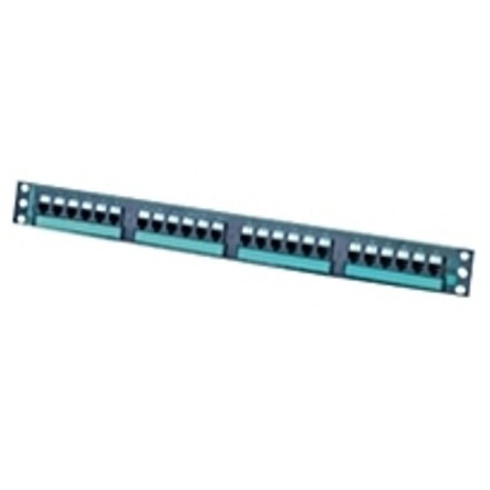 Ortronics Clarity PHD5E6U24 5E Cat5e 24-Port High Density Patch (Refurbished)
