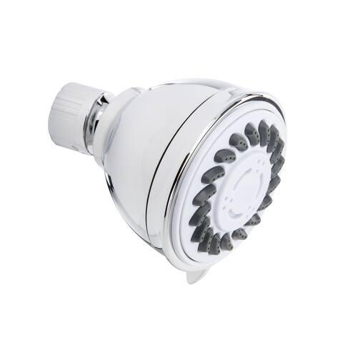 "Keeney K704 Stylewise 3 Function Shower Head - 2.70"""