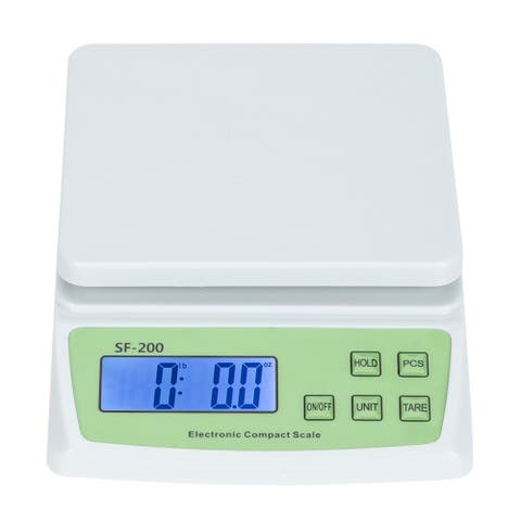 10KG/0.5G High Precision LCD Digital Postal Shipping Scale