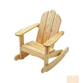 Little Colorado 141UNF Childs Adirondack Rocking Chair